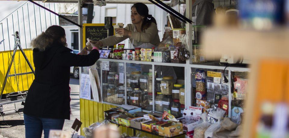Las Ferias de la Ciudad ahora venden alimentos sin TACC