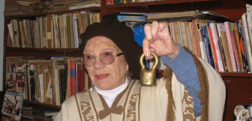 """Celia Rocha """"Que me van a hablar de tradición"""""""