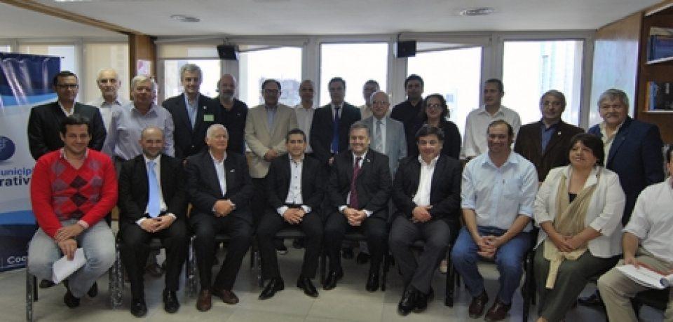 Jornada de presentación de autoridades de Federaciones y Confederación