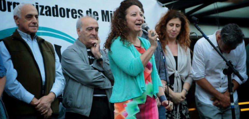 Segunda milonga en Palermo para apoyar la Ley de Fomento