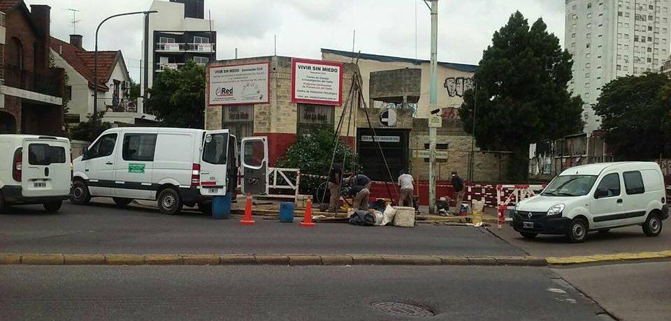 Polémica por los túneles en la Comuna 11
