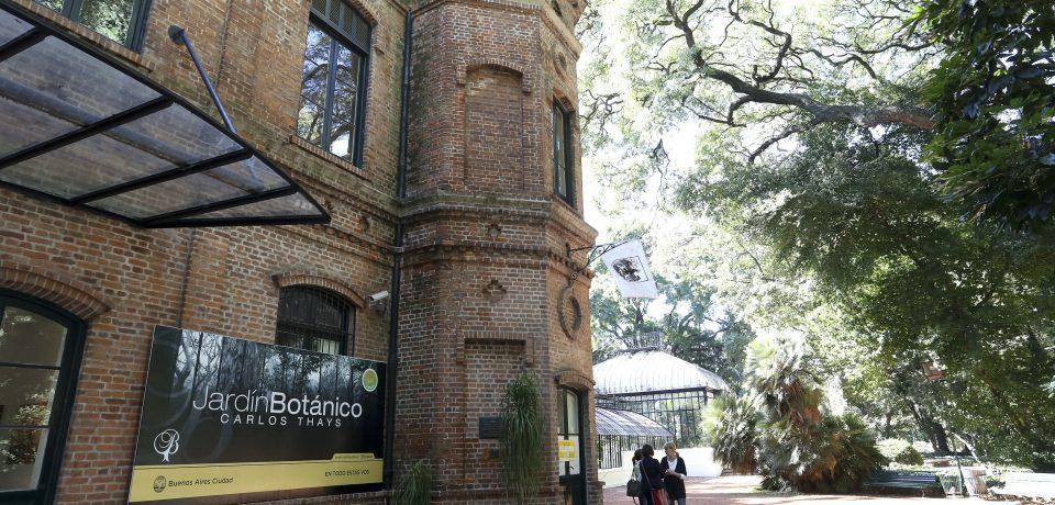Rechazan las modificaciones al jardín Botánico