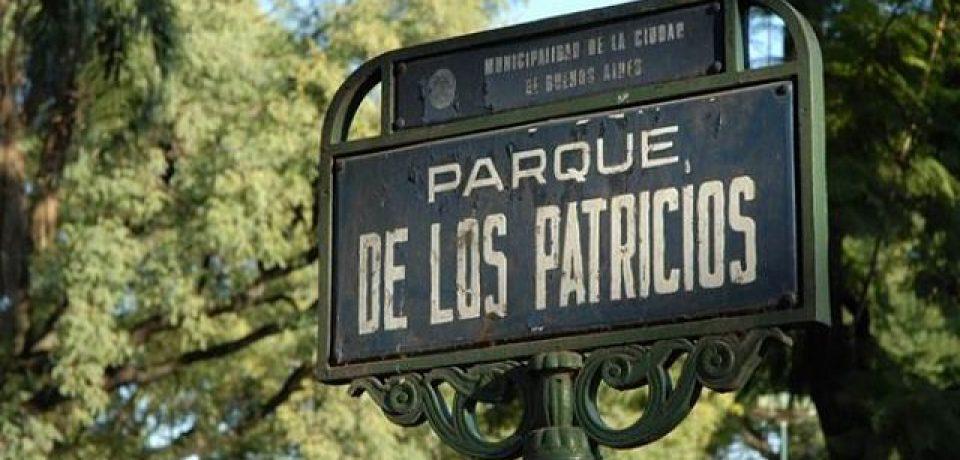 Los vecinos se oponen a la construcción de un bar en el Parque de los Patricios
