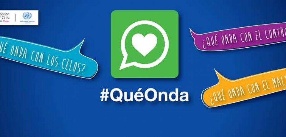 #QuéOnda