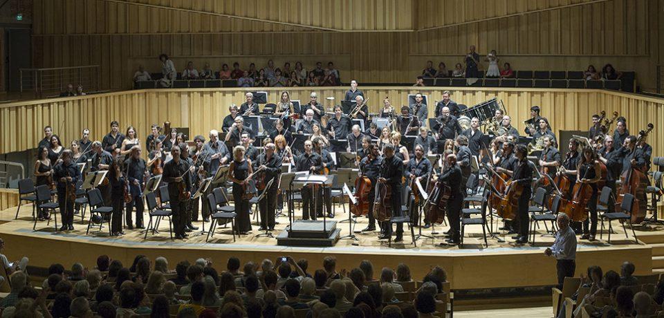 La orquesta del Colón brindará un concierto gratuito
