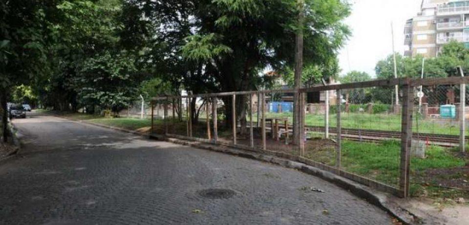 Polémica por los túneles en Villa del Parque
