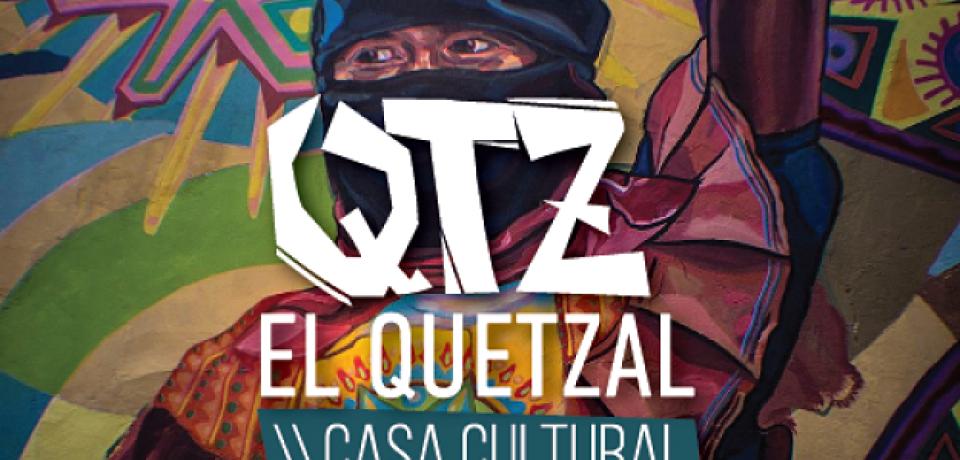 La casa cultural El Quetzal vuelve a funcionar
