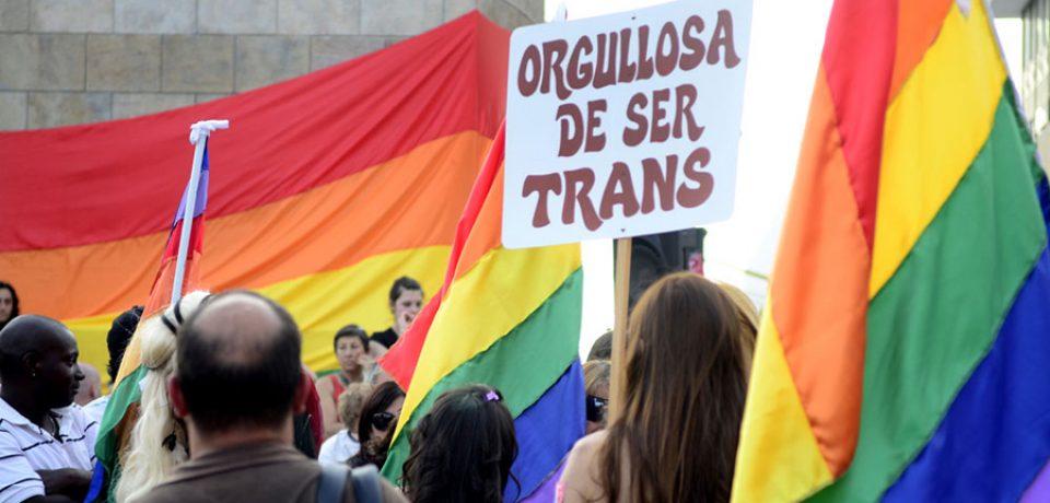 Proyecto integral para personas trans