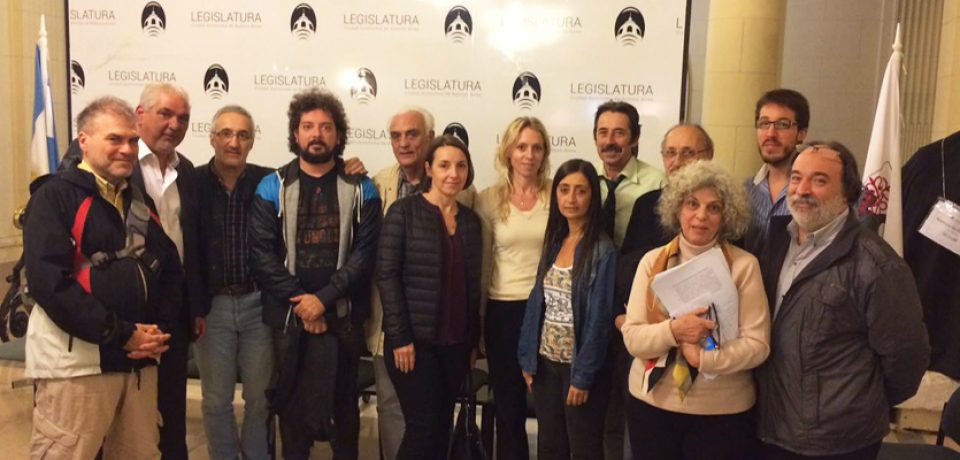 Preocupación por el cine Teatro Urquiza