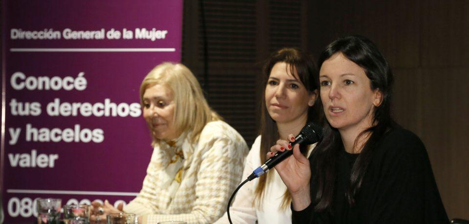 El Gobierno porteño redujo el presupuesto para las víctimas de violencia de género