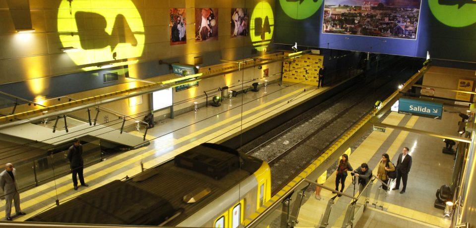 La concesión del subterráneo