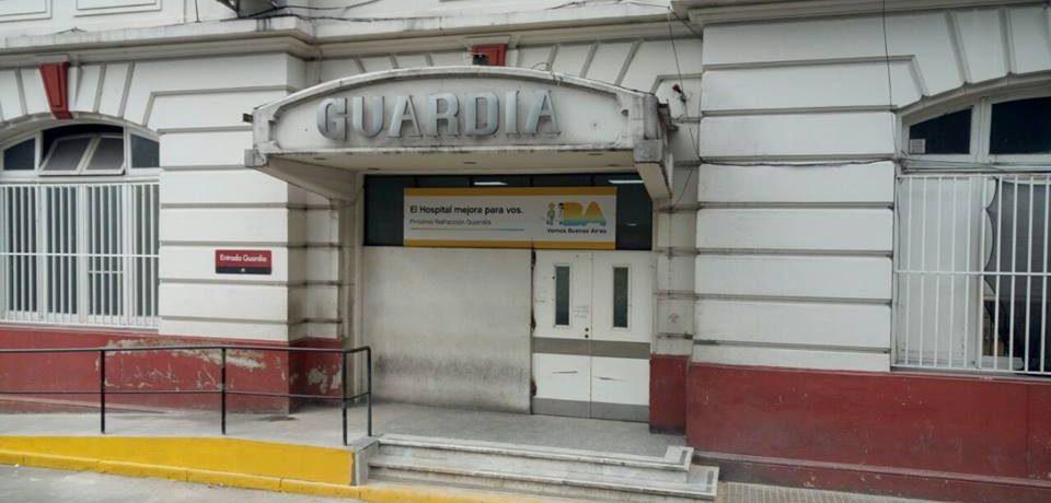 Crisis en el hospital Piñero