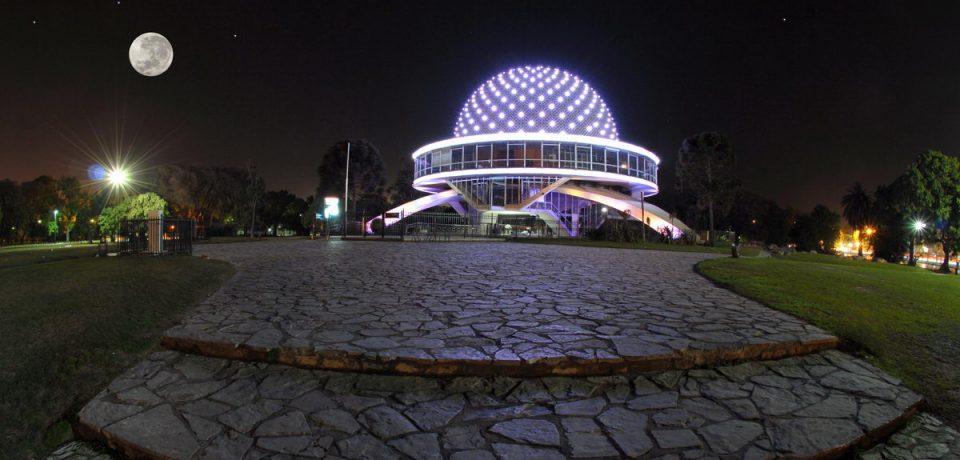 Reformas en el Planetario
