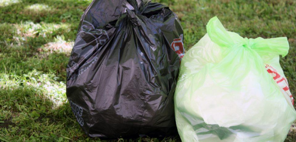 Intentan prohibir las bolsas no biodegradables en la Ciudad