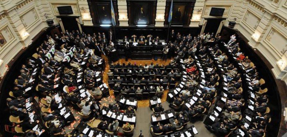 Sesiona la Legislatura