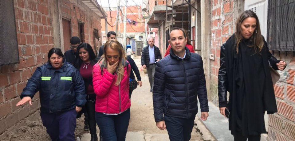 Los vecinos del Playón de Chacarita piden más presencia del Gobierno
