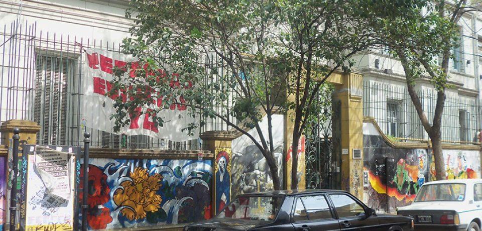 Piden mejoras edilicias en la escuela Julio Cortázar