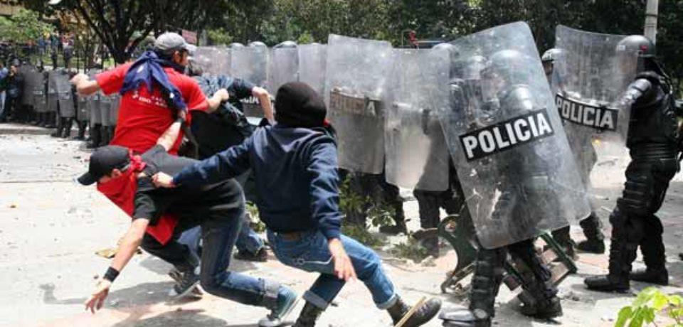 Jornada contra el abuso policial