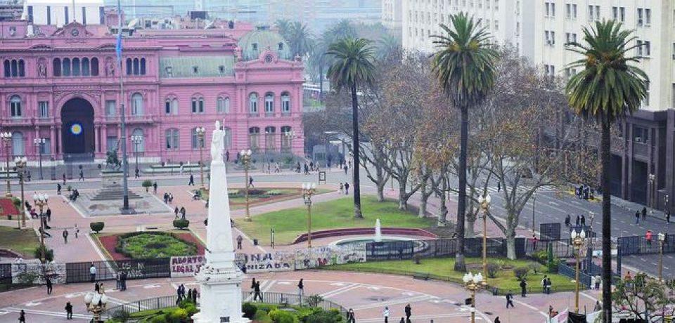 Estación Plaza de Mayo – Casa Rosada