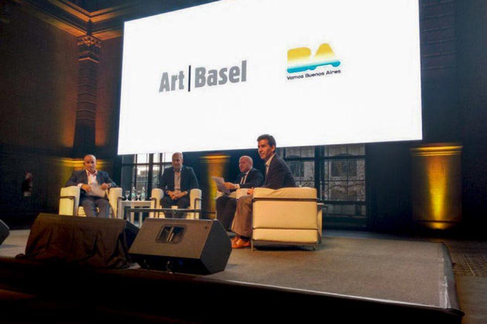 Se inauguró el Art Basel