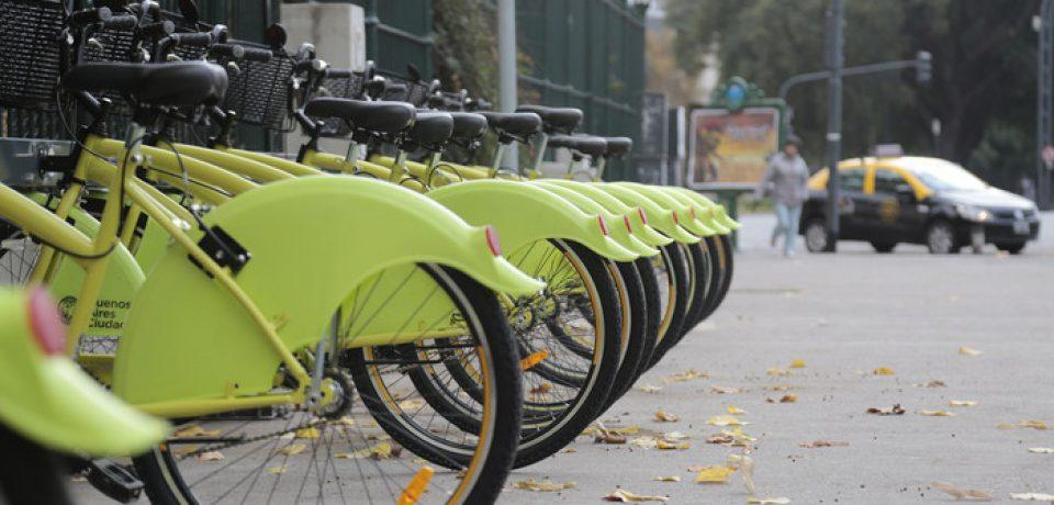 Larreta busca concesionar el Sistema Público de Bicicletas