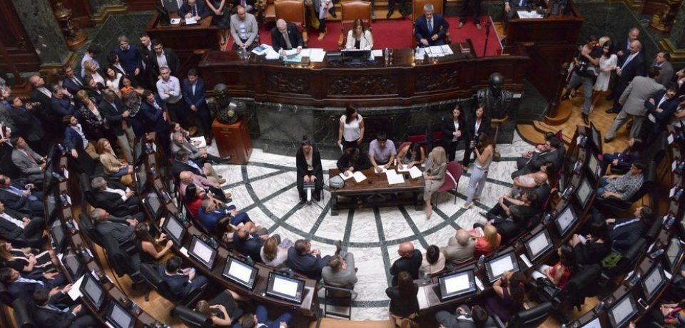 Juraron los nuevos legisladores