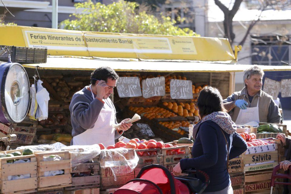 Ferias Itinerantes a la tarde