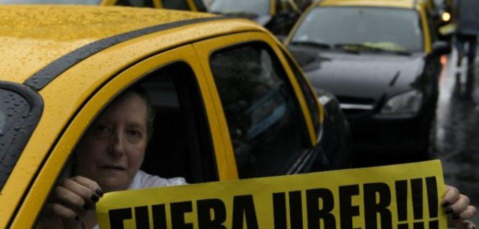 Confirman la suspensión a Uber