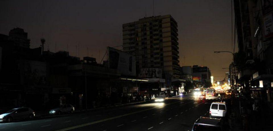 Miércoles sin luz