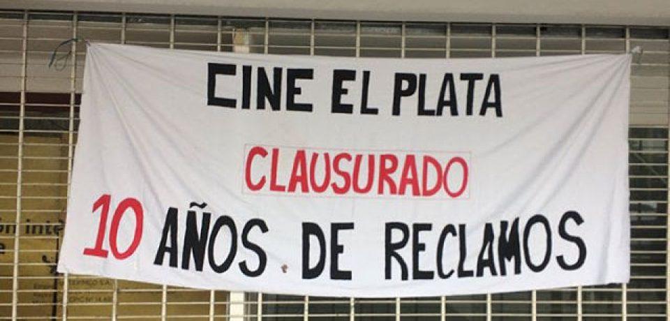 Avogadro se comprometió a analizar la situación del Cine El Plata