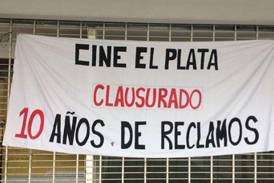 Avogadro deberá pagar por el cine El Plata de Mataderos