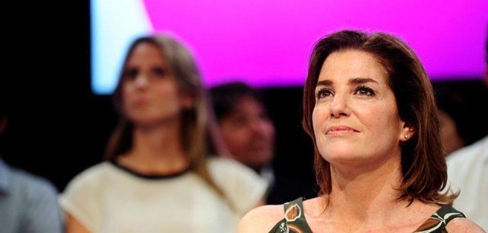 Debora Perez Volpin- Velatorio en la Legislatura porteña