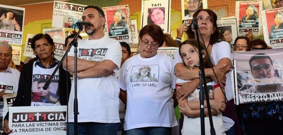 Esperan que Casación determine si hay presos por la tragedia de Once