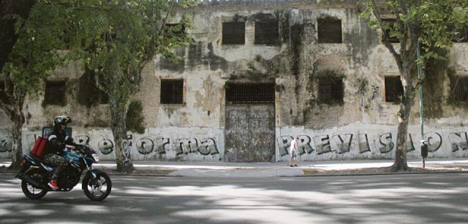 Cárcel de Caseros: se completó el 63% de la obra para mudar el Archivo General de la Nación