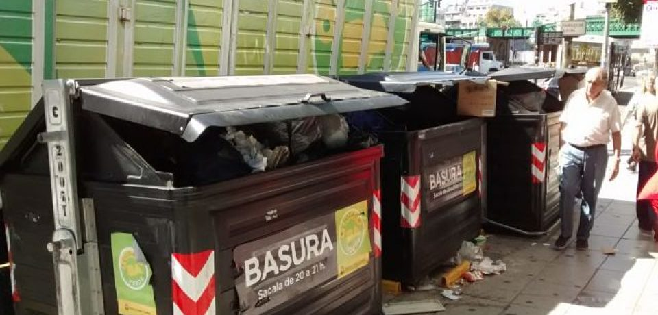 El Gobierno porteño propone la quema de basura en hornos controlados