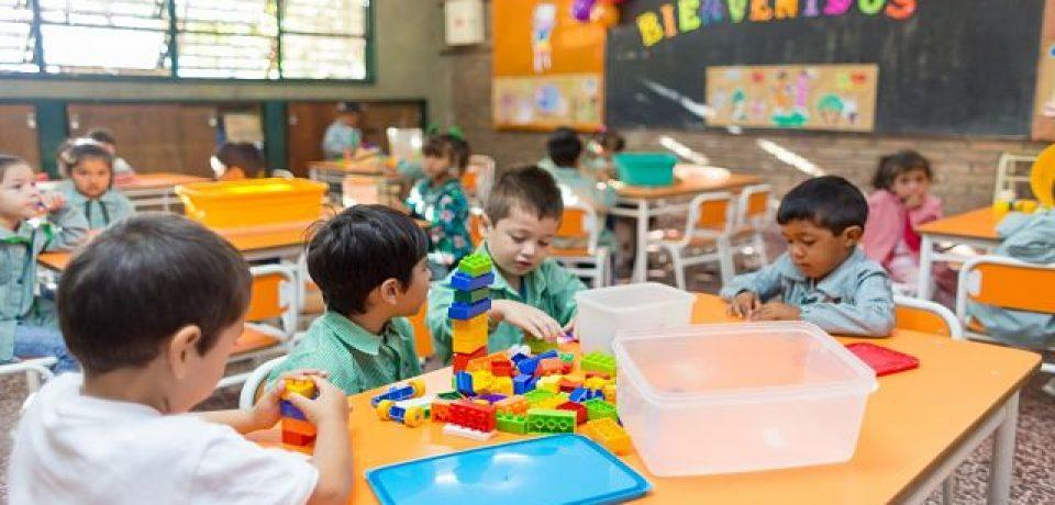 Educación: solo el 32% de los chicos concurre al jardín de infantes