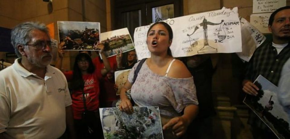 Riachuelo: la Corte no permitió el ingreso de los vecinos durante la audiencia