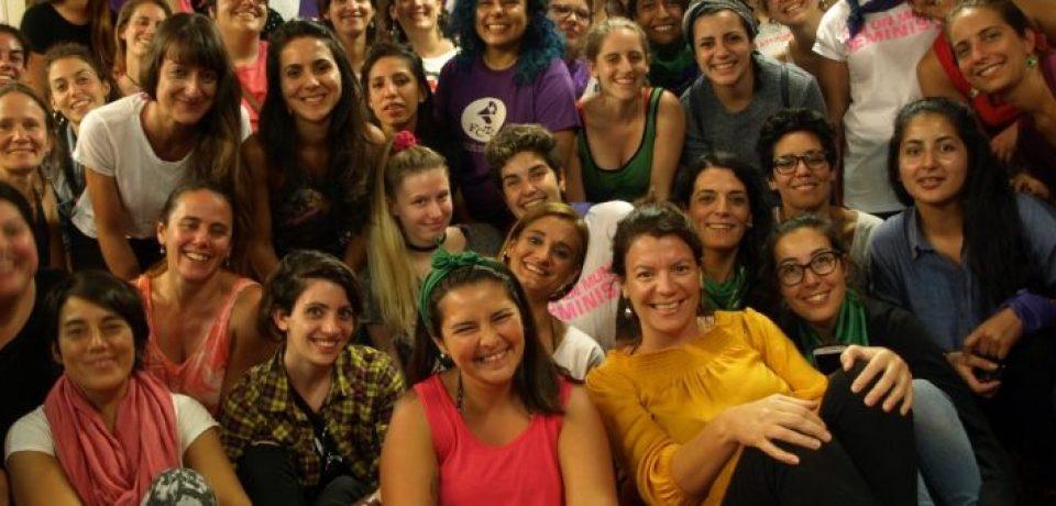 Radialistas Feministas del país se reunieron en Mar del Plata