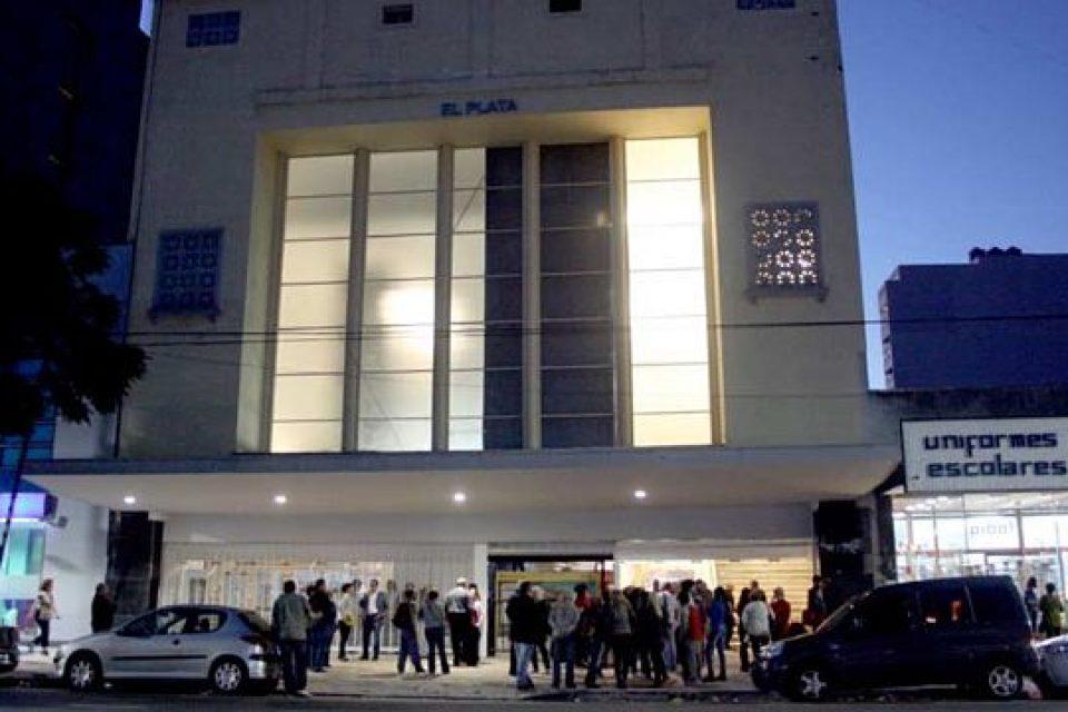 Festival en defensa del Cine El Plata