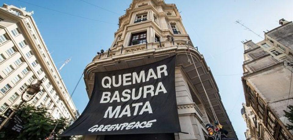 """""""Quemar basura significa contaminar más el aire en la Ciudad de Buenos Aires"""""""