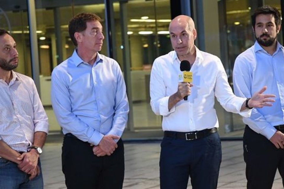 Larreta presentó proyecto para reducir los tarifazos