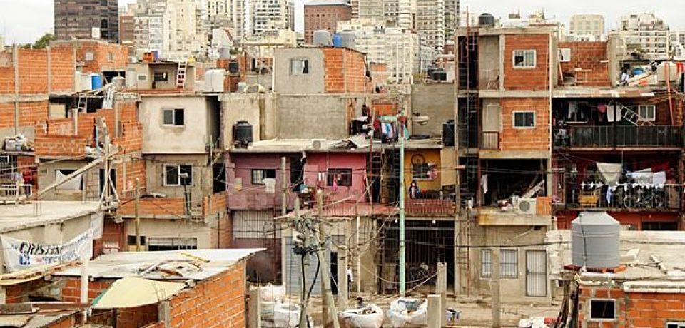 Avanza el proyecto para urbanizar las villas en la Argentina