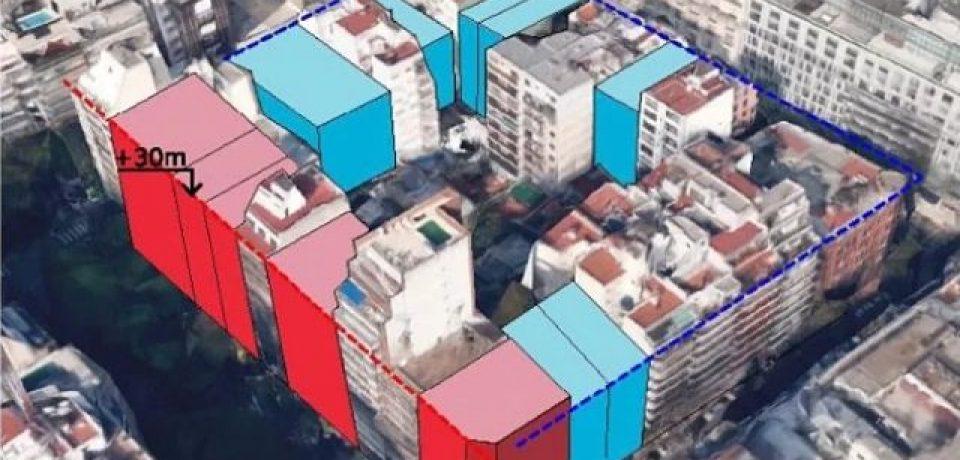 """""""Con la reforma del Código Urbanístico se busca no alterar el perfil urbano"""""""