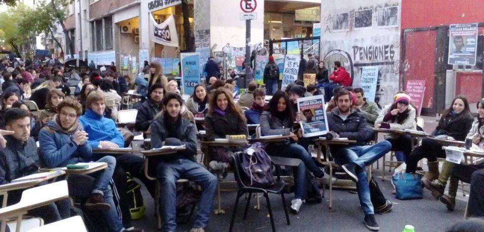 Crisis en la Universidad Pública