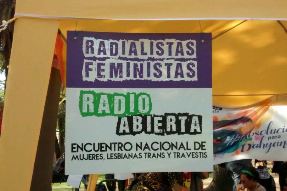 Las Radialistas Feministas tienen cita en noviembre