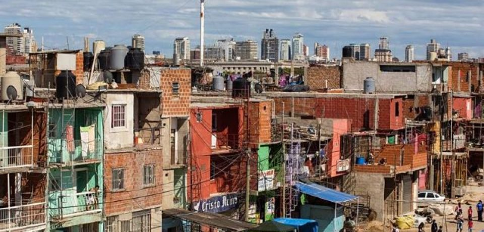 El Congreso discute la Ley de Barrios Populares