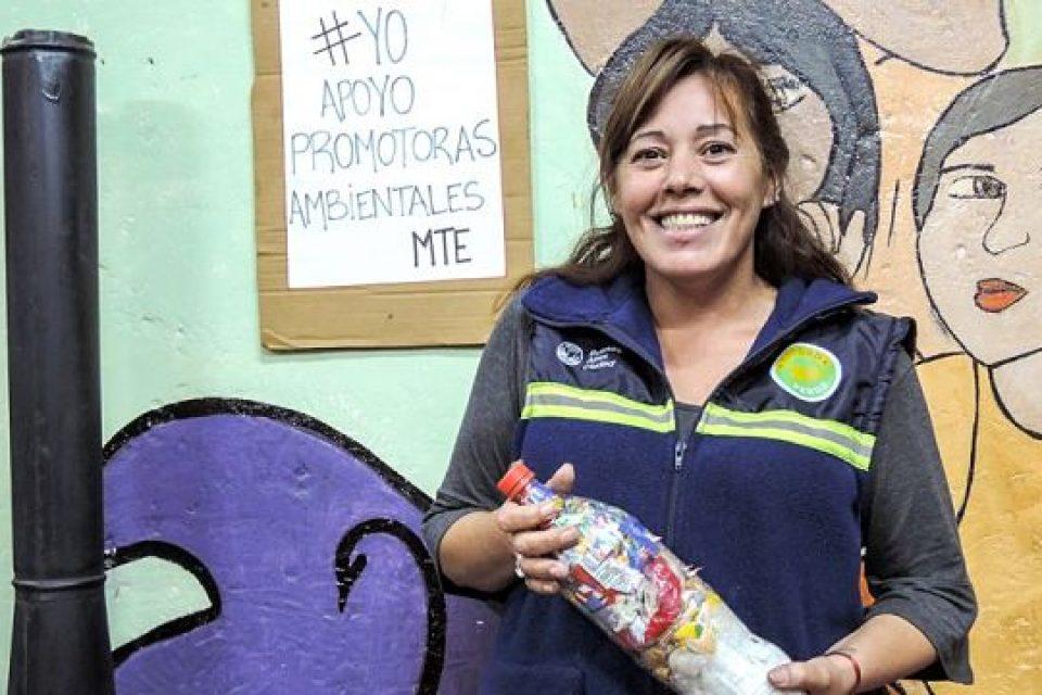 """Jaqueline Flores: """"Basura Cero era una de las mejores cosas para la sociedad"""""""