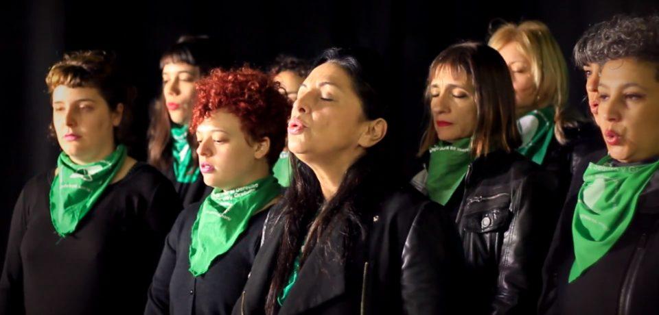 Músicas Argentinas Activas por el aborto legal, seguro y gratuito