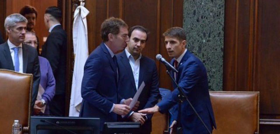 """""""Podemos reforzar y acompañar el proceso de modernización"""" de la Ciudad."""