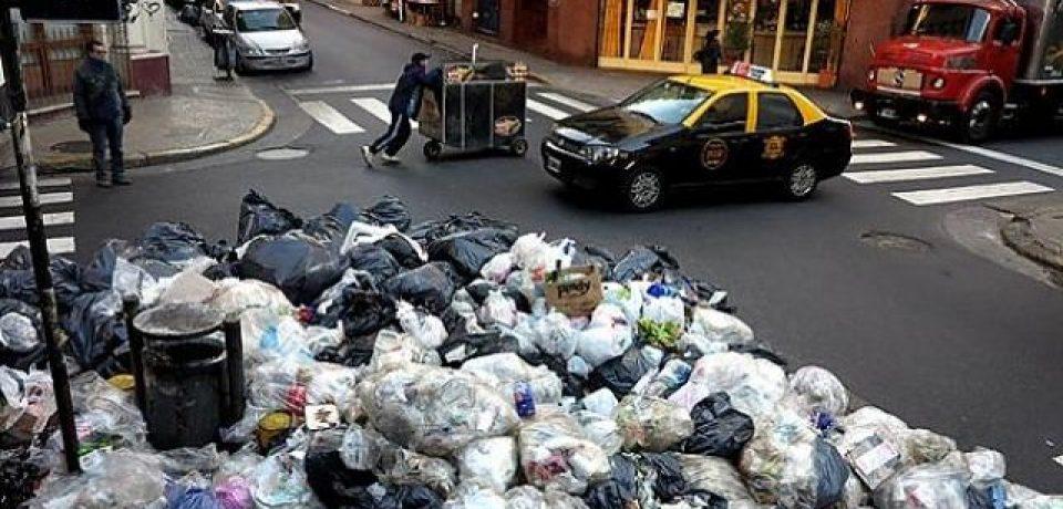 Suspendieron la incineración de residuos